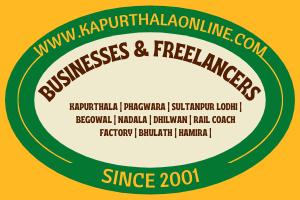 WWW.KAPURTHALAONLINE.COM