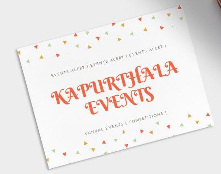 Photogallery Kapurthala Events