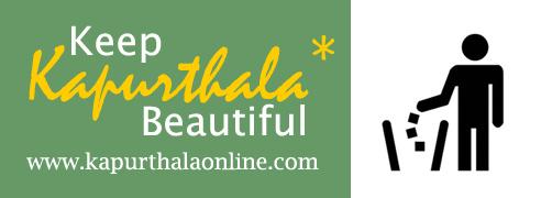 Slogan Keep Kapurthala Beautiful